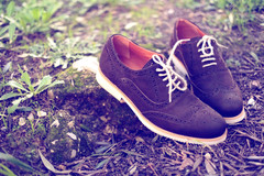 Mens Vegan Brown Shoes